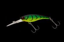 Dr.ミーヤンの下手っぴい釣りブログ-ソウルシャッド58SP/SR クローチャート