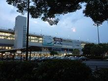 シネマと書店とライブハウス ~ 映画と本と音楽と ~-夜の広島駅