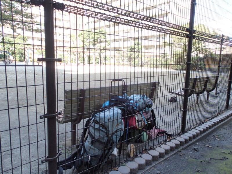 歩き人ふみの徒歩世界旅行 日本・台湾編-公園