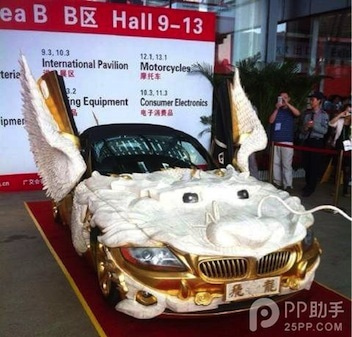 3分でわかる中国ビジネス攻略-金BMW7