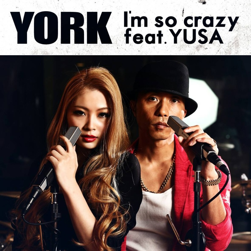I'm so crazy feat.YUSA