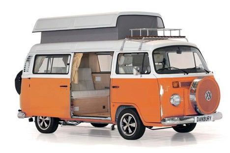 ワンコを連れて!子供と一緒にキャンプに行こう!-T2 ワーゲンバス新車キャンパーの詳細発表です!
