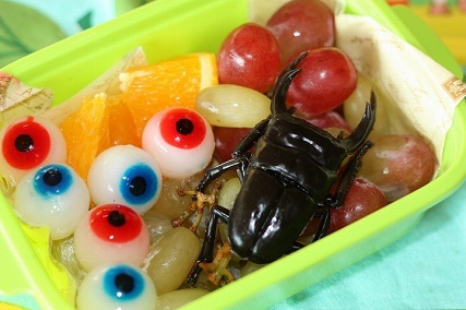 あっぷるmamaのお弁当-6
