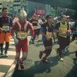 大阪マラソンの応援