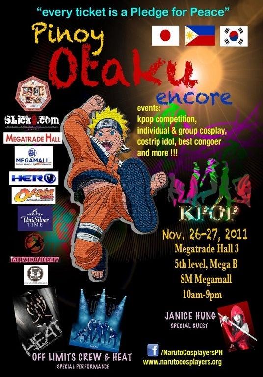 Pinoy Otaku Encore 2011