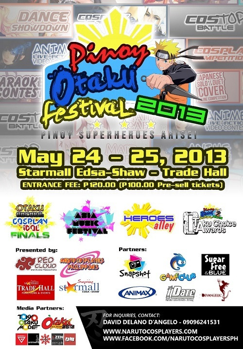 Pinoy Otaku Festival 2013