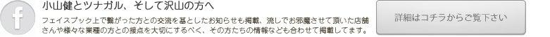 船橋 小山健 ナガシーズ フェイスブック