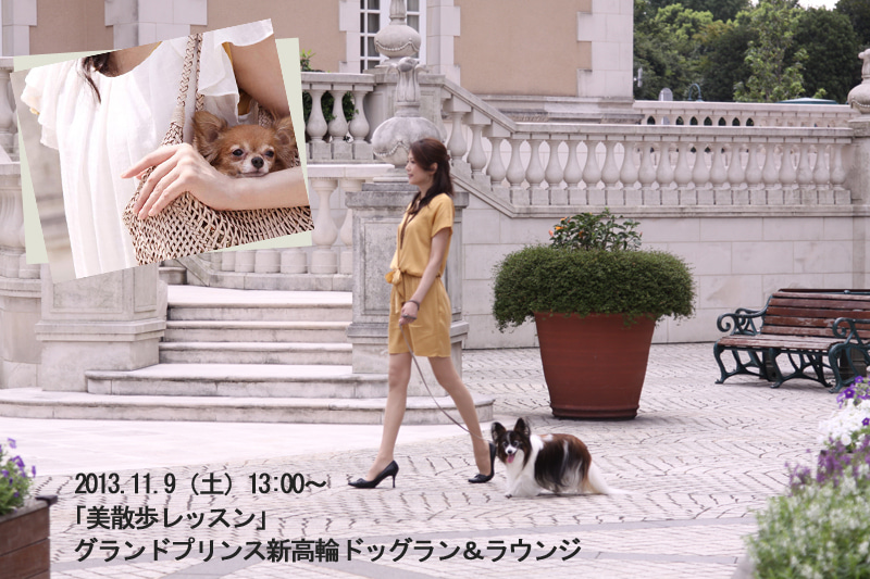 @Life Style-愛犬と美散歩