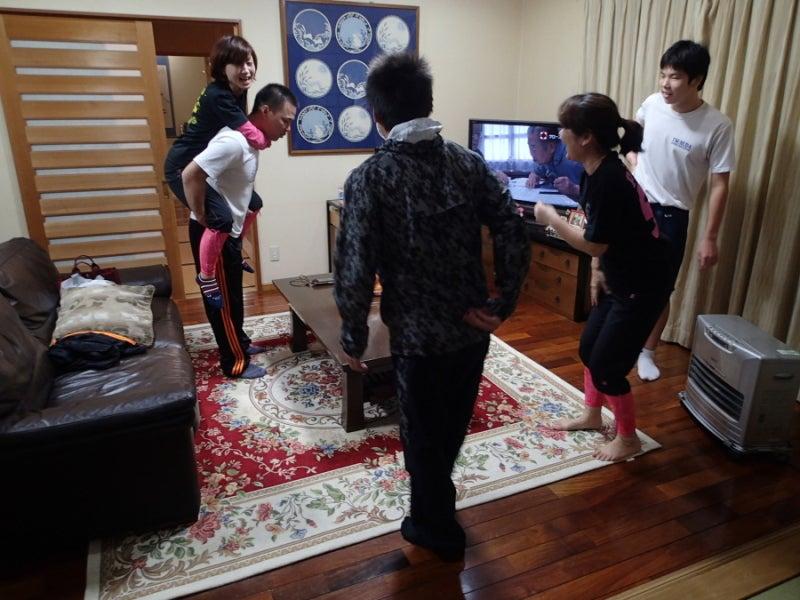歩き人ふみの徒歩世界旅行 日本・台湾編-宴会前