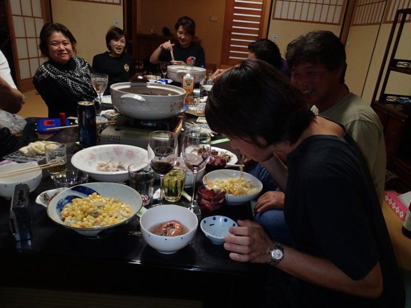 歩き人ふみの徒歩世界旅行 日本・台湾編-ラーメン食べる