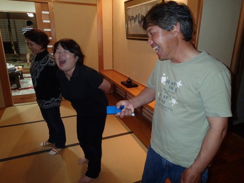 歩き人ふみの徒歩世界旅行 日本・台湾編-にいに夫婦とせいこさん