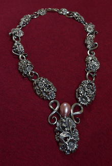 silver jewlry アーモンドツリー