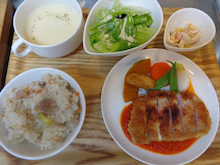 restaurant cafe eight tailsのブログ