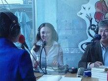 20131106 ラジオ出演