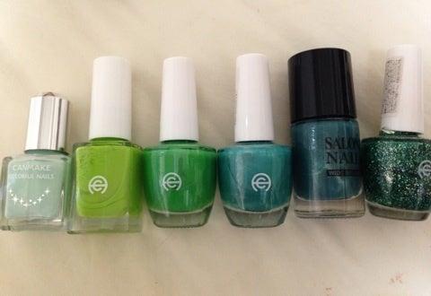 【楽天市場】グリーン 緑(ネイル|美容・コスメ …