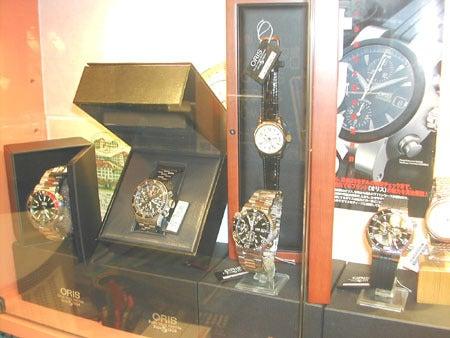$村田秀幸です腕時計販売と時計修理の事などお任せくださいね福井県越前市武生ジュエリータイムムラタ村田時計店