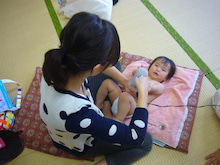 東京スキンタッチ会*青山教室のブログです