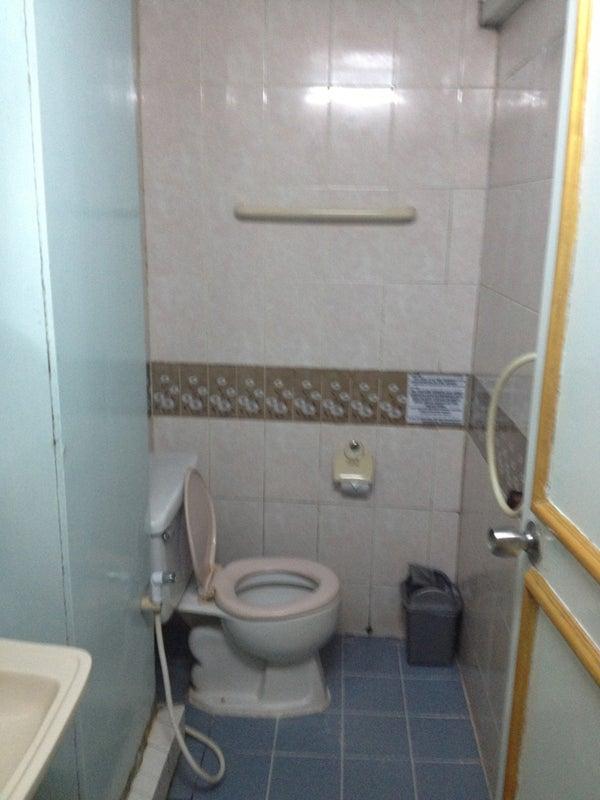 日々変病-宿、トイレ