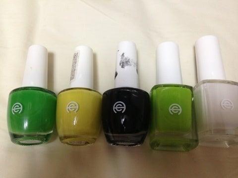 【楽天市場】グリーン 緑(マニキュア|ネイ …