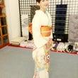 紗栄子、着物の着方を…
