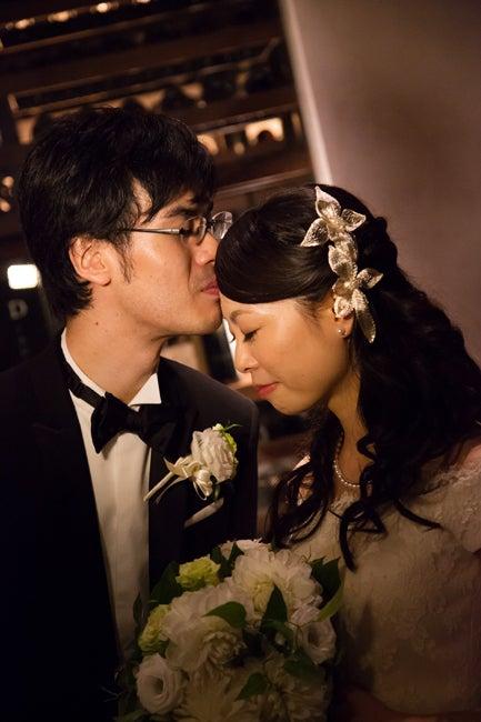 ウエディングカメラマンの裏話*結婚式にまつわるアンなことコンなこと-クルトゥルハイム聖堂 XEX東京 結婚式 写真
