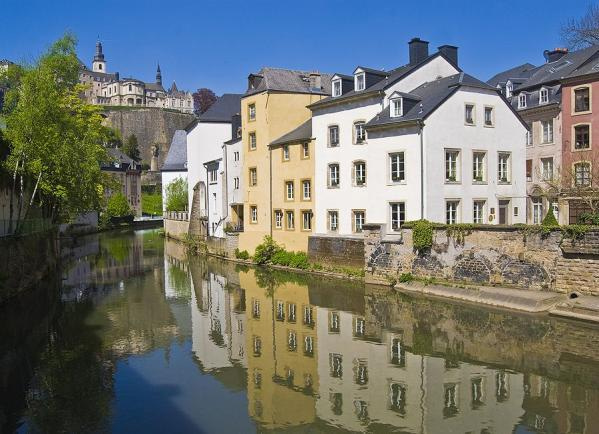 Ghost Riponの屋形(やかた)-13. Luxembourg, Grand Duchy of Luxembourg