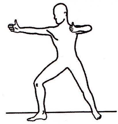 火の呼吸ヨーガ|クンダリーニヨガの火の呼吸トレーニング!-アーチャー・ポーズ