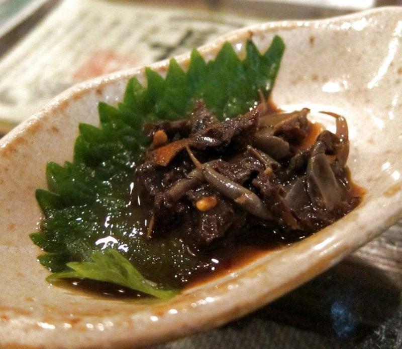 がん漬 シオマネキ蟹の塩辛 | 六甲道ブログがん漬 シオマネキ蟹の塩辛 | 六甲道ブログ