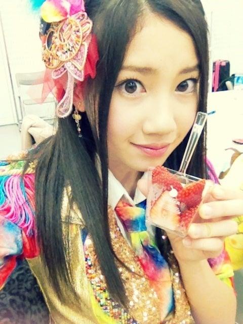 髪のアクセサリーが素敵な湯浅真由美さん