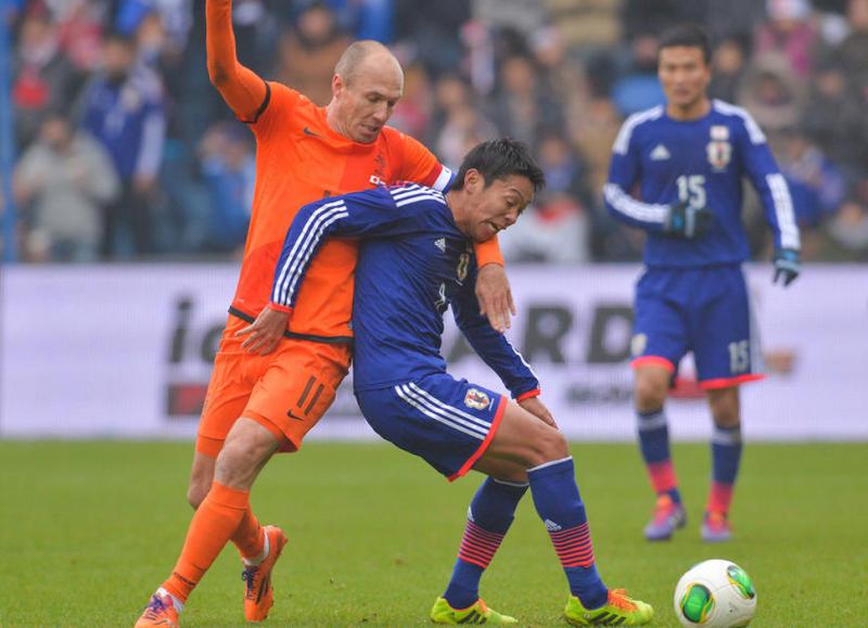 清武弘嗣 サッカー 日本代表 オランダ 引き分け