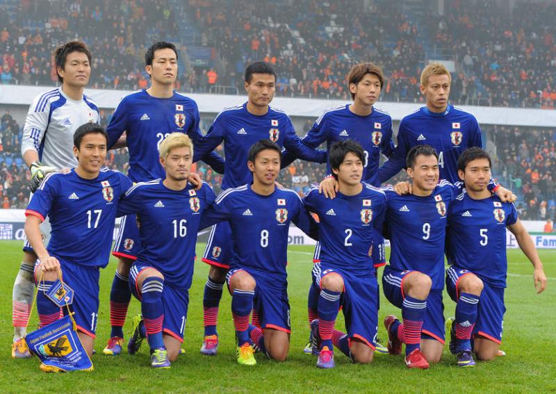新ユニホーム サッカー 日本代表 オランダ 引き分け