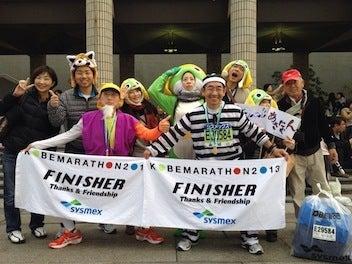 3分でわかる中国ビジネス攻略-神戸マラソン完走記念