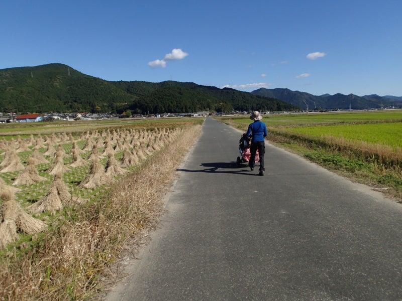歩き人ふみの徒歩世界旅行 日本・台湾編-西予市