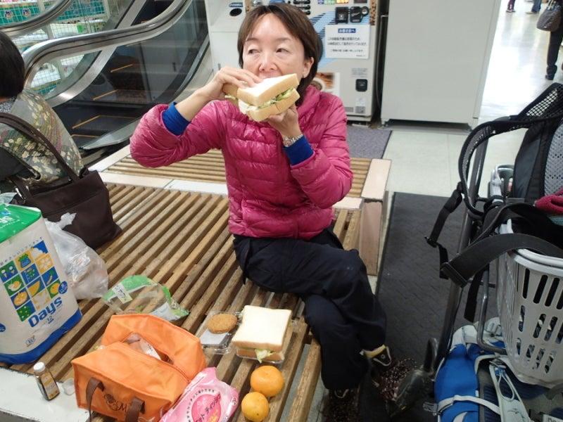 歩き人ふみの徒歩世界旅行 日本・台湾編-スーパー食2