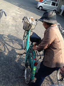 $自転車女子通信