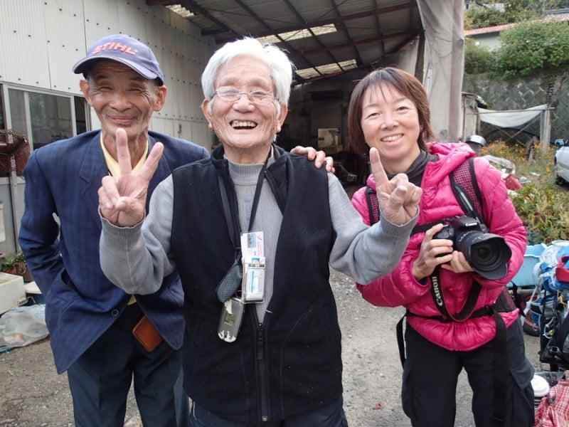 歩き人ふみの徒歩世界旅行 日本・台湾編-泊めていただく