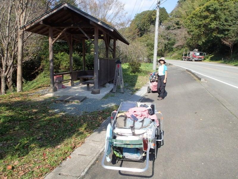歩き人ふみの徒歩世界旅行 日本・台湾編-遍路小屋