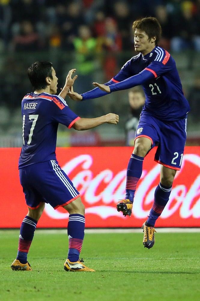 酒井宏樹 長谷部誠 サッカー 日本代表 ベルギー戦 逆転勝利
