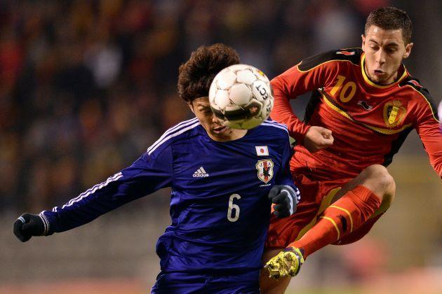 森重真人 サッカー 日本代表 ベルギー戦 逆転勝利