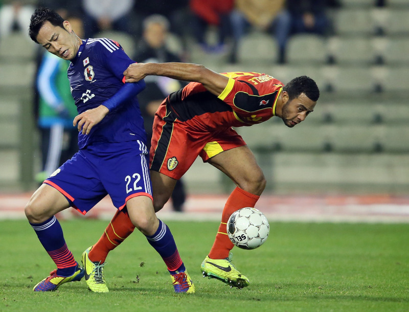 吉田麻也 サッカー 日本代表 ベルギー戦 逆転勝利