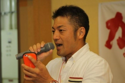 守成クラブ沖縄の商売繁盛交流会