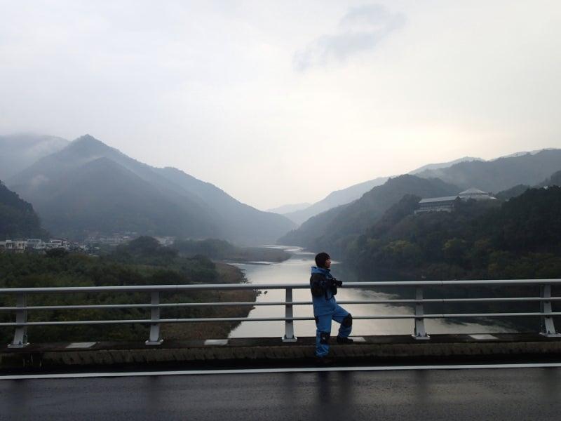 歩き人ふみの徒歩世界旅行 日本・台湾編-四万十川3
