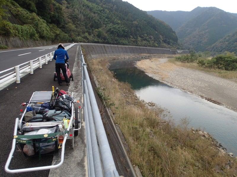 歩き人ふみの徒歩世界旅行 日本・台湾編-高知へ