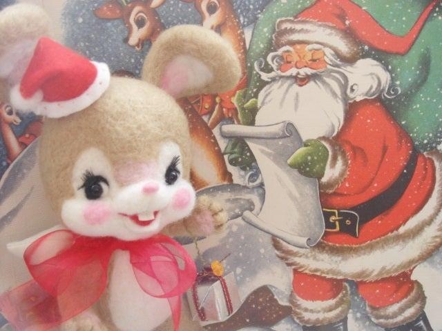 ♡きのこ星の羊毛フェルトブログ♡