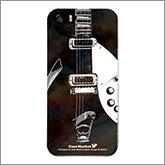 CaseMarket バックインブラックギター