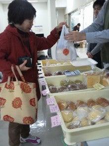 コミュニティ・ベーカリー                          風のすみかな日々-パンを売る