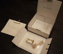 ネットでジュエリー買っちゃった♪ -BRILLIANCE+ 安心 ダイヤモンド ブリリアンス