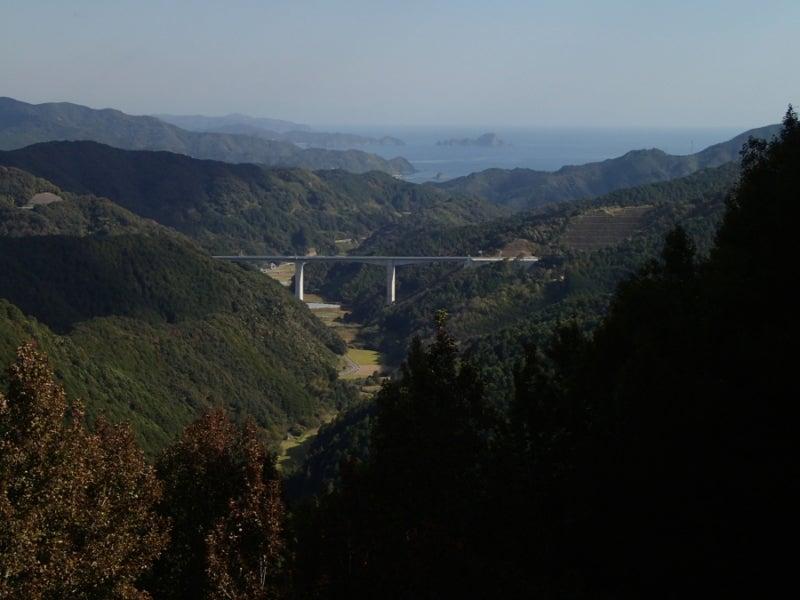 歩き人ふみの徒歩世界旅行 日本・台湾編-土佐湾