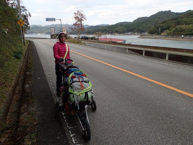 歩き人ふみの徒歩世界旅行 日本・台湾編-半島へ