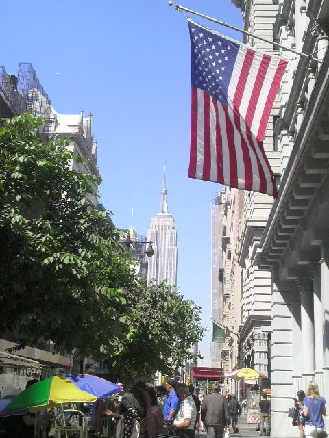 NYマンハッタン